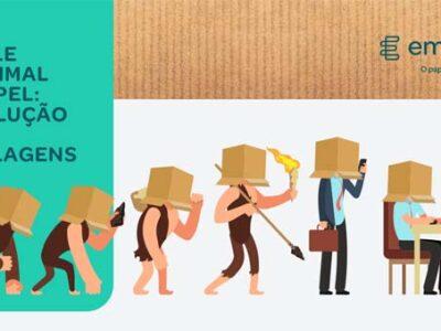 A evolução das embalagens