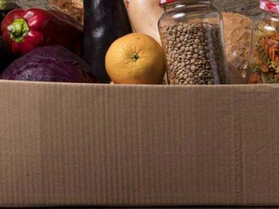 Caixas de Papelão ondulado para frutas e verduras