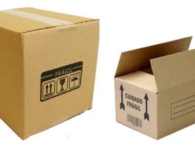caixa de papelao para produtos frageis
